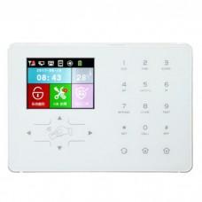 Alarma doméstica completa GSM + WiFi +RFID con cámara y sensor PIR