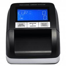 Detector de illetes falsos PIRR330  con pantalla LCD