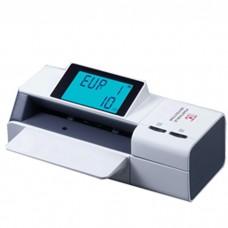 Detector de billetes falsos DP-2308 color blanco