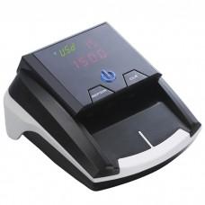 Detecta de hasta 6 divisas y reconocimiento los billetes en cualquier posición.
