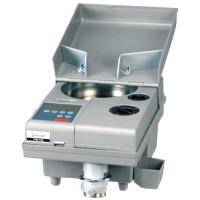 Contadora de monedas de alta velocidad, durabilidad, sistema de conteo por fricción