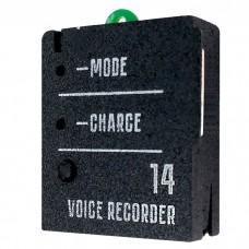"Micro-grabadora ""Soroka-14"" con 190 horas de grabación y micrófono externo"