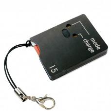 """Micro-grabadora """"Soroka-15"""" de 100 horas de grabación. Con micrófono externo."""