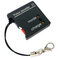 """Micro-grabadora """"Soroka-17"""" con mic. externo de hasta 65 horas de duración"""