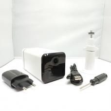 Micro-grabador nº 16 con micrófono externo de hasta 1120 horas de grabación. Dimensiones 80 x 37 x 8,3 mm