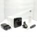 Micro-grabador nº 17 con micrófono externo de hasta 65 horas de duración. Dimensiones: 26,5 x 26,8 x 5,3 mm