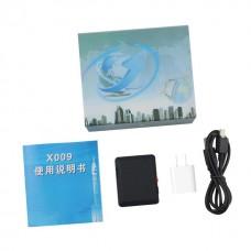 Localizador GPS rastreador personal X009