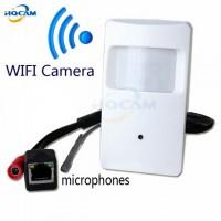 Detector de Movimiento; Cámara Oculta HQCAM 720P