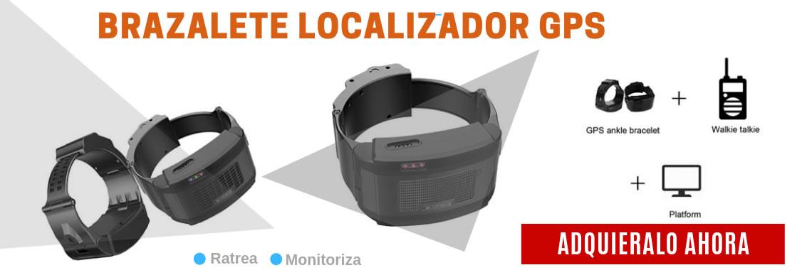 Brazalete Localizador GPS