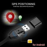 Localizador GPS GIM Tracker con cable USB