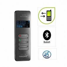 Grabadora de Voz Digital. Bluetooth; USB; MP3
