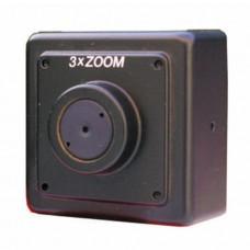 Cámara mini color alta resolución con zoom digital