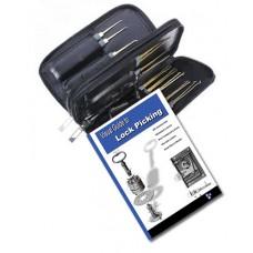 Kit Básico de Ganzúas para principiantes con Guía Lock Picking