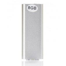 Mini Grabadora Digital de Voz 8hs de grabación continua
