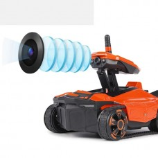 Tanque de juguete espía RC con cámara HD, YD-211