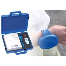 Alarma de piscinas proteccion azul
