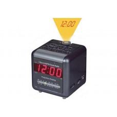 Cámara de Seguridad en Radio Despertador