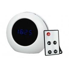 Cámara de seguridad en Reloj Despertador