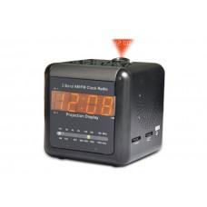 Cámara WiFi de seguridad en Reloj Despertador