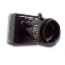 Cámara Miniatura Color Varifocal Zoom Digital