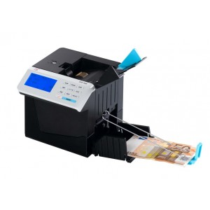 Contadora y detectora de dinero portátil