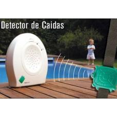 Detector de caidas Seguridad Anti Ahogamiento