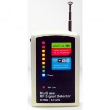 Detector de Radio Frecuencia Versátil