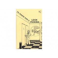 The complete guide of lock picking