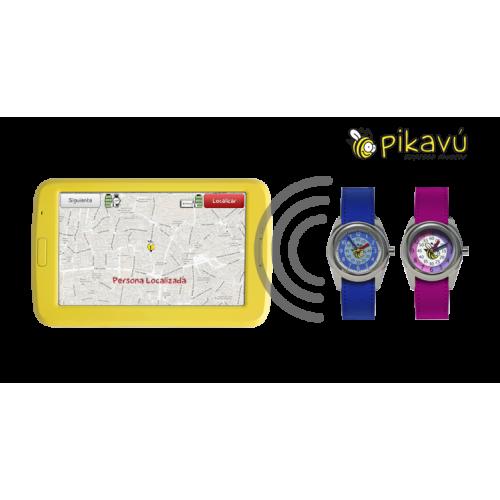 Localizador GPS para Niños Pikavú e0707e2ce785