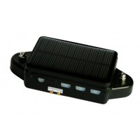 Solar Portable GPS Tracker