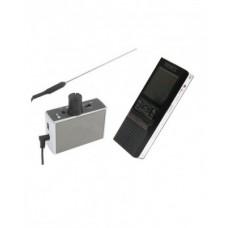 Micrófono de Contacto con Grabadora SD