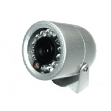 Mini camara de seguridad impermeable 12 leds ir