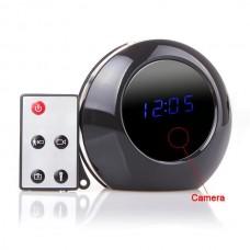 Cámara HD de Seguridad en Reloj Alarma