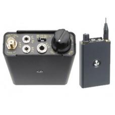 Receptor de Microfono UHF 3 Canales