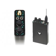 Receptor de Microfono UHF 3 Canales 9V