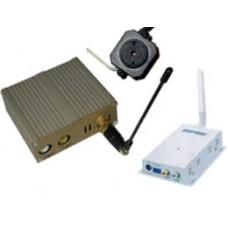 Receptor Multicanal WiFi de Video