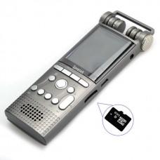 Grabadora de Voz Digital de Audio 16 GB 32G USB